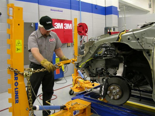 body technician